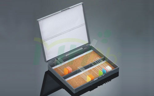 Slides Storage Box for 100 pieces Slides